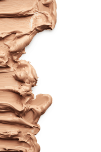 White background with makeup / foundation with text that reads 9 best drugstore cc creams