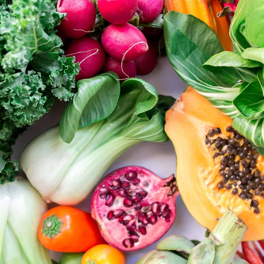 colorful fresh vegetables; The Importance of Gardening: 11 Huge Health Benefits for Kids